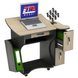 Письменный стол СУ-3 К «Универсал» меламин
