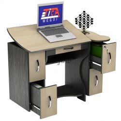 Письменный стол СУ-4 «Универсал» меламин