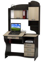 Компьютерный стол СУ-7 «Универсал» меламин