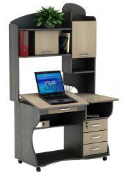 Компьютерный стол СУ-7 К «Универсал» меламин