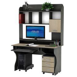 Компьютерный стол СУ-10 «Универсал» меламин