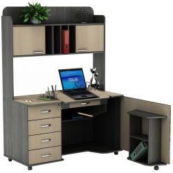 Компьютерный стол СУ-15 «Универсал» меламин