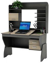 Компьютерный стол СУ-21 «Универсал» меламин