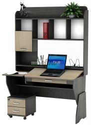 Компьютерный стол СУ-23 «Универсал» меламин