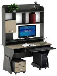 Компьютерный стол СУ-24 «Универсал» меламин