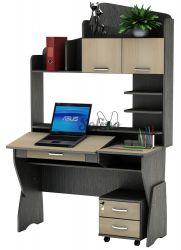 Компьютерный стол СУ-25 «Универсал» меламин