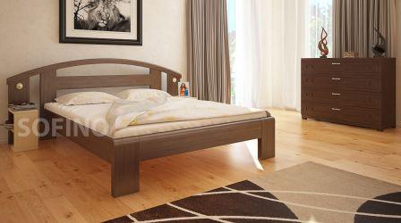 Кровать двуспальная «Марсель» 140*190