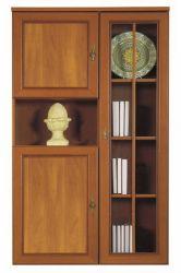 Витрина-шкаф бельевой (надставка-90) «Виктор»