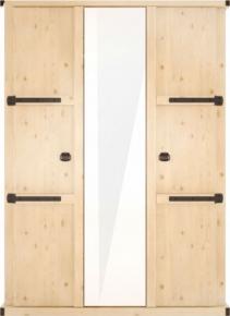 Шкаф 3D «Лорд» Сосна