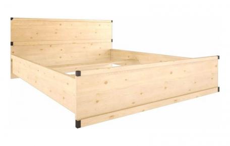 Фото Двуспальная кровать «Лорд» - sofino.ua