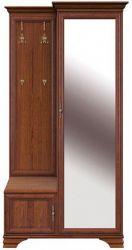 Шкаф с вешалкой PPK/110P «Кентаки»