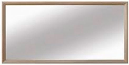 Зеркало LUS/120 «Оникс» Дуб сонома
