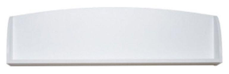 Полка POL/120 «Салерно» Белый