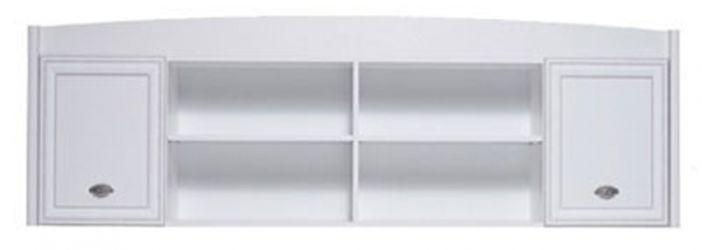 Шкаф навесной SFW_2D «Салерно» Белый