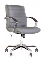 Кресло «IRIS steel chrome (TILT)»