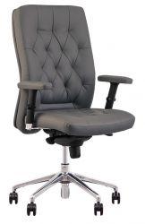 Кресло «CHESTER R steel chrome»