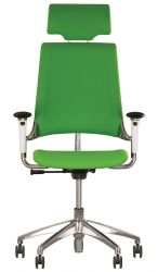 Кресло «HIP HOP R HR WHITE AL33» Micro