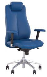 Кресло «SONATA synchro steel chrome»