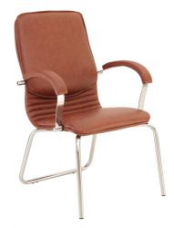 Кресло «NOVA steel CFA LB chrome» ECO