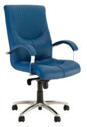 Кресло «GERMES steel chrome» LB