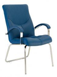 Кресло «GERMES steel CFA chrome»