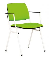 Кресло «ISIT LUX arm white» V