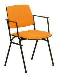 Кресло «ISIT LUX arm black» V