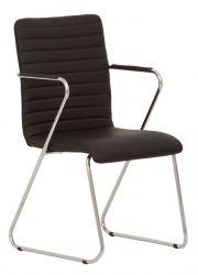 Кресло «TASK arm chrome» ECO (Box-2)