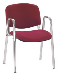 Кресло «ISO W chrome»