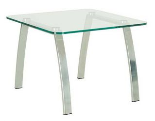 Стол «INCANTO table chrome GL»