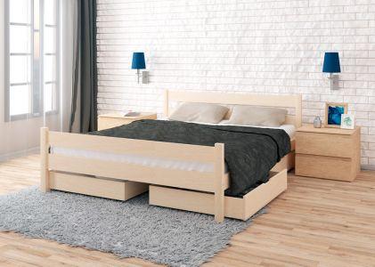Ліжко Мілана Люкс 140x200 см