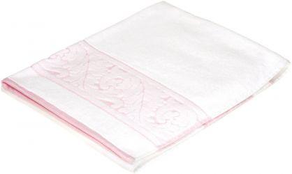 Полотенце махровое 96045 «Sultan» 50*90 белый