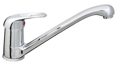Смеситель для кухни Т00001 «Т-20 Star» длинный изл. 250 мм