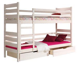 Двухъярусная кровать «Дарек» 80*190