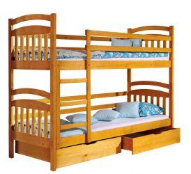 Двухъярусная кровать «Ирек» 80*190