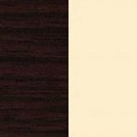Вариант цвета Венге темный, беж