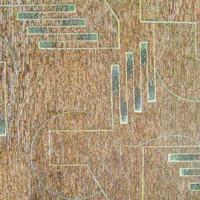 Шенилл Тетрис 6025-Gold