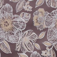Жаккард Jasmin 3268-flowers_brown