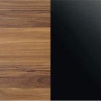 Цветовая гамма Слива валлис | Черный блеск