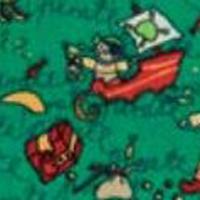 Материал - Ткань детская 7903