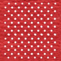 Экокожа перфорированная - 2 категория Красный
