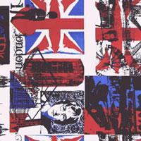 Поликоттон - Лонета - 9 категория England