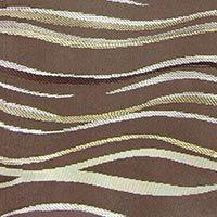 Жаккард - Бланка - 6 категория Stripe_Brown