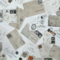 Поликоттон - Лонета - 9 категория Postcard