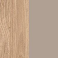 Цветовая гамма Орех салев   Серый глянец